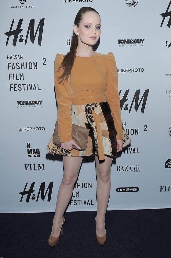 Gwiazdy na otwarciu Fashion Film Festiwal