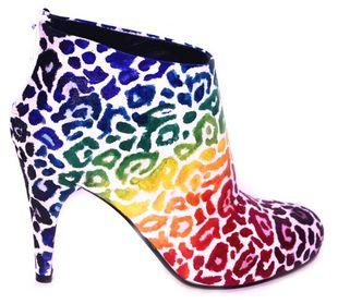 Kamaeleon - rockowe buty