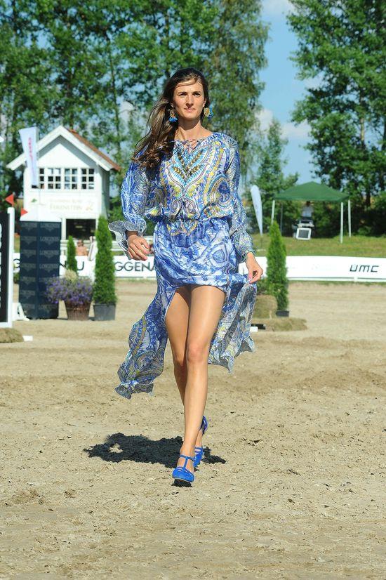 Ta stylizacja Kamili Szczawińskiej może być dla Was letnią inspiracją