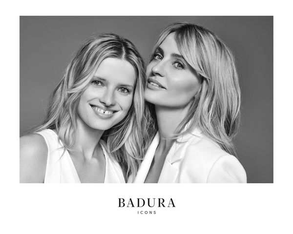 Aneta Kręglicka i Natalia Siódmiak w nowej kampanii Badura