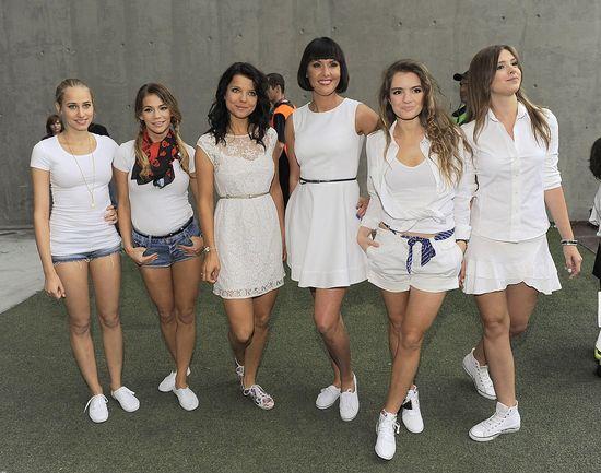 Gwiazdy w bielu na charytatywnym meczu (FOTO)