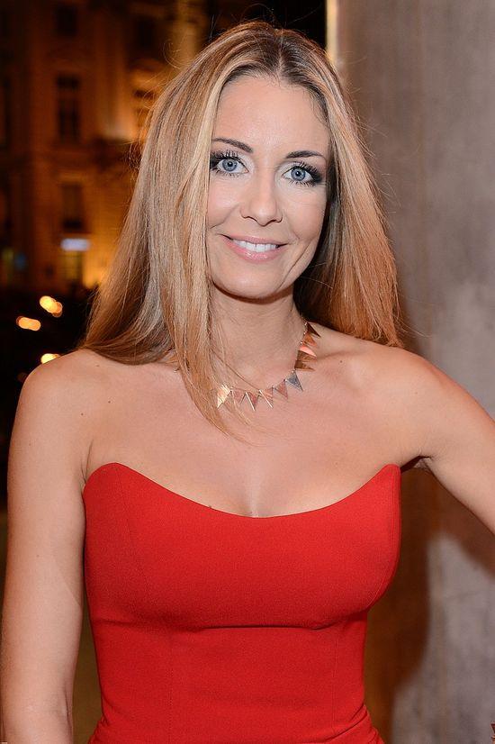 Małgorzata Rozenek w sukni z odważnym rozcięciem (FOTO)