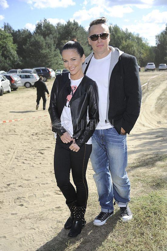 Paulina Sykut w ramonesce i motocyklowych butach (FOTO)