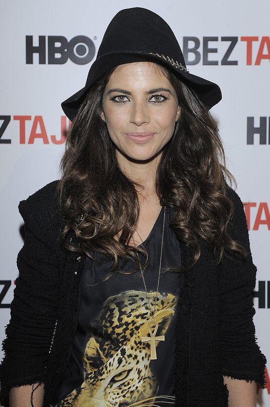 Weronika Rosati w jesiennym kapeluszu (FOTO)