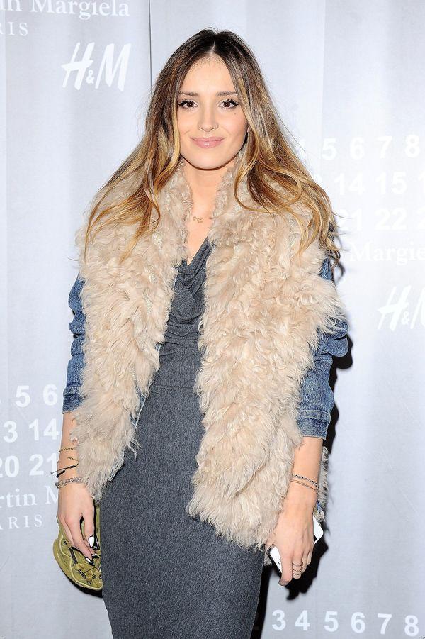 Marina Łuczenko również pokochała warkocze w stylu Kim Kardashian