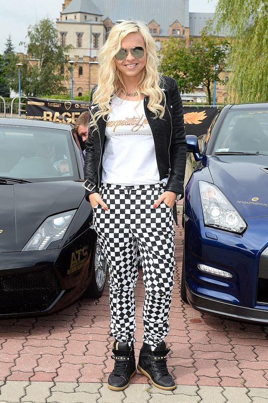 Doda i Ola Szwed na imprezie motoryzacyjnej (FOTO)
