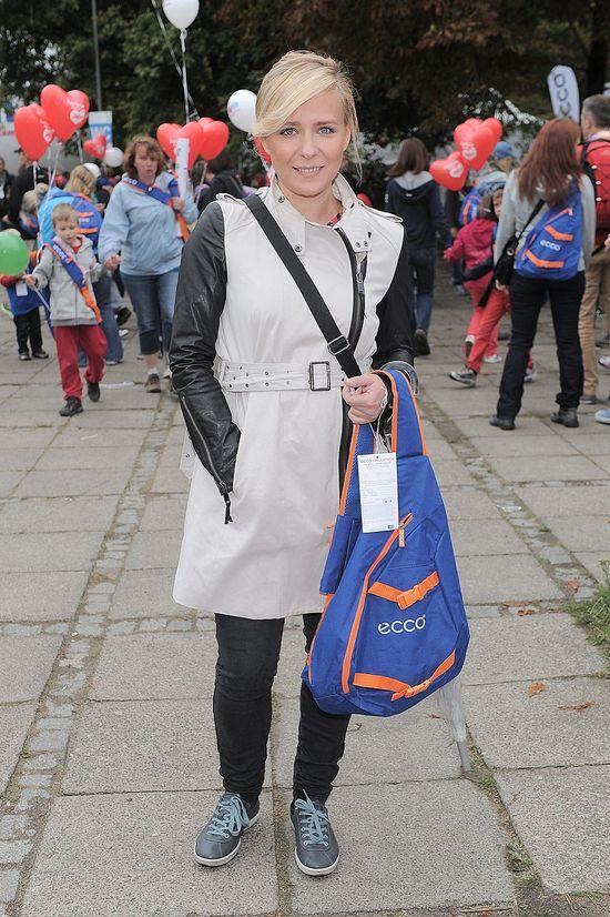 Gwiazdy na Ecco Walkathlon 2013 (FOTO)