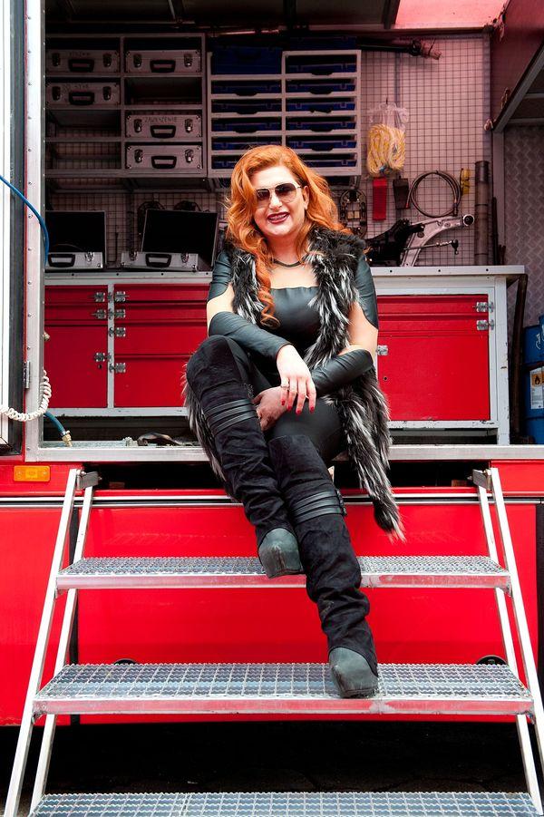 Marta Grycan musi udowadniać, że zna się na modzie (FOTO)