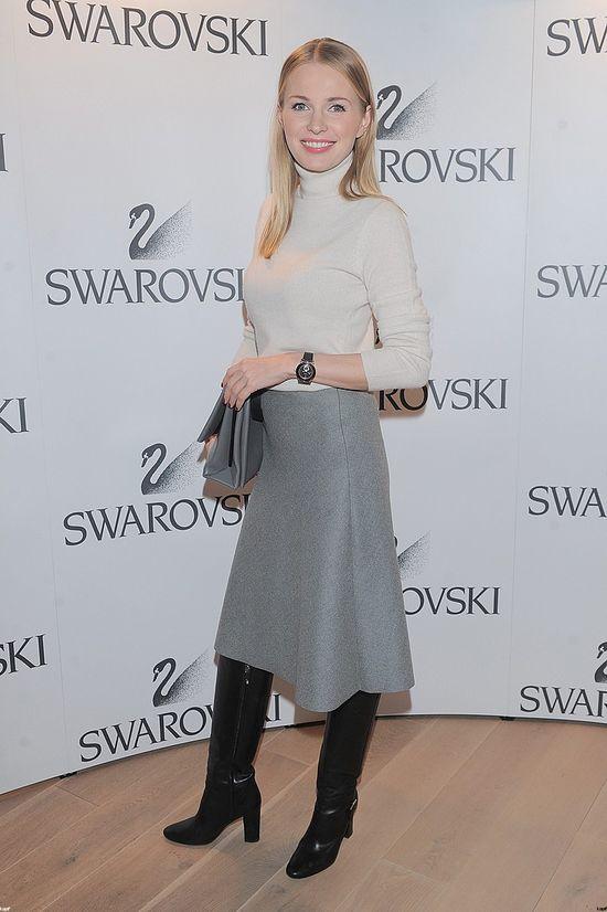 Gwiazdy na prezentacji najnowszej kolekcji marki Swarovski