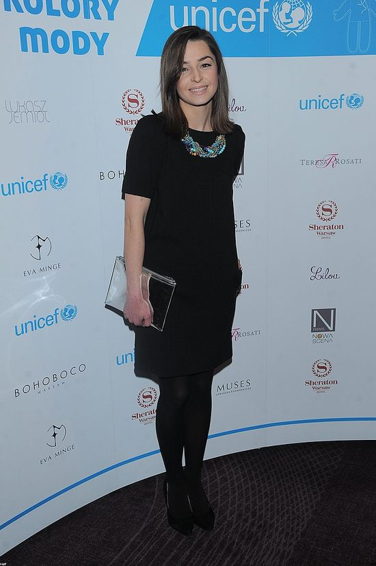 Gwiazdy na gali Unicef - Wszystkie kolory mody (FOTO)