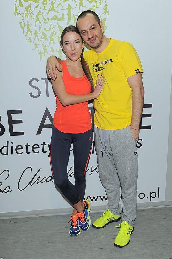 Ewa Chodakowska promuje markę Adidas (FOTO)