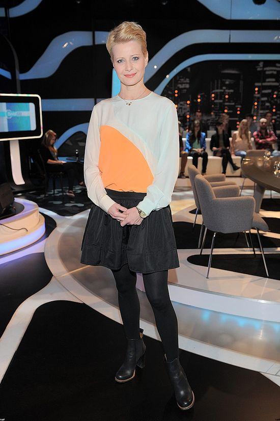 Małgorzata Kożuchowska szczuplutka w ciąży (FOTO)