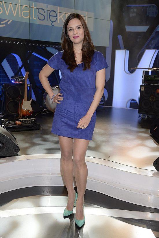 Anna Czartoryska pokazała ciążowy brzuszek (FOTO)