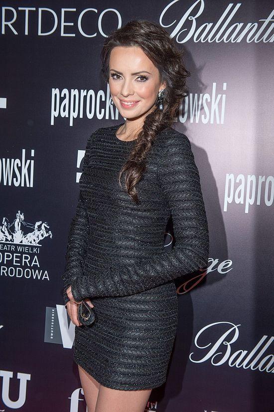 Dorota Gardias przyznała się do noszenia gorsetu