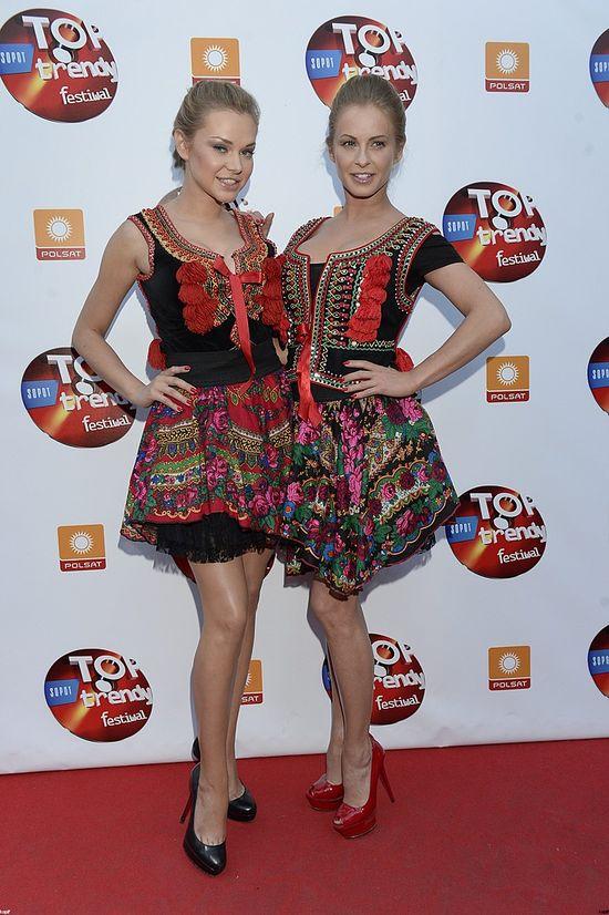 Kolejne stylizacje gwiazd z festiwalu Top Trendy 2014 (FOTO)