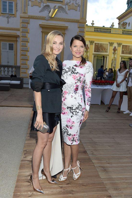 Joanna Jabłczyńska na imprezie Rafaello w sukience Asos!