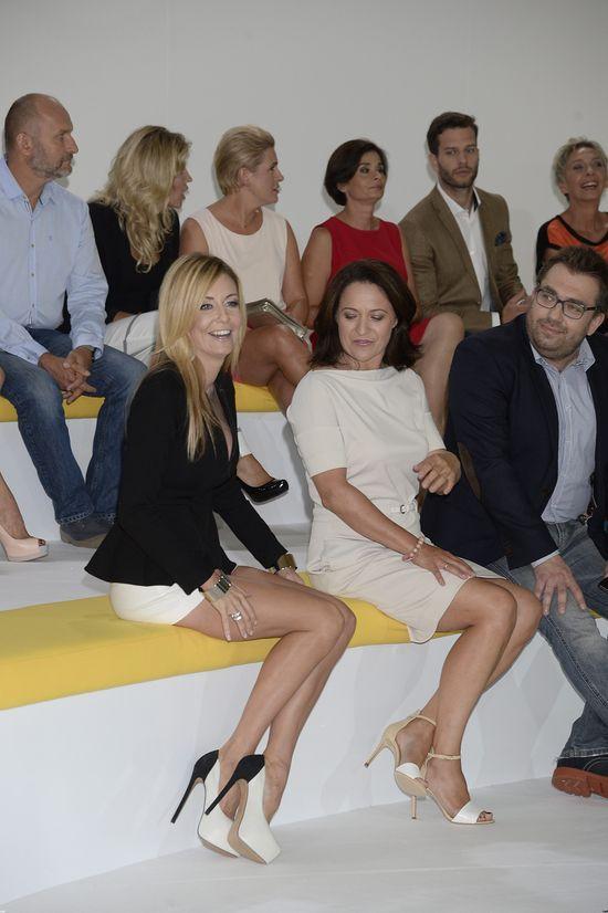 Wpadka Małgorzaty Rozenek - zobaczcie jej buty - koszmarki!