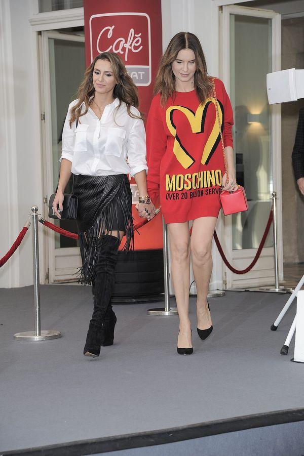 Siwiec czy Horodyńska - która wygląda lepiej w Moschino?