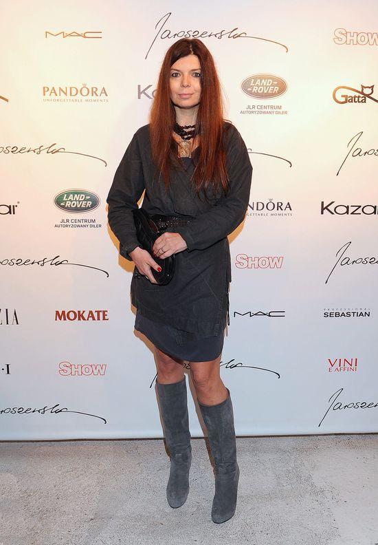 Gwiazdy i celebrytki na pokazie Natalii Jaroszewskiej (FOTO)
