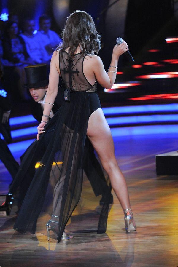 Honey w Tańcu z Gwiazdami zaświeciła pupą! (FOTO)