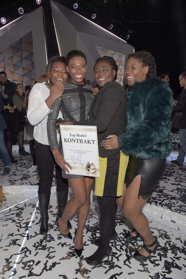 Osi Ugonoh w DDTVN: Myślałam, że wygrał Baryza! (FOTO)