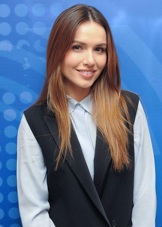 Marta Żmuda-Trzebiatowska w minimalistym makijażu (FOTO)