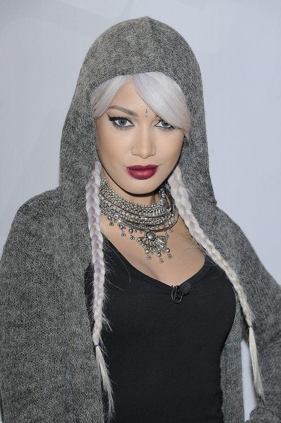 Patrycja Kazadi i jej okropna peruka (FOTO)