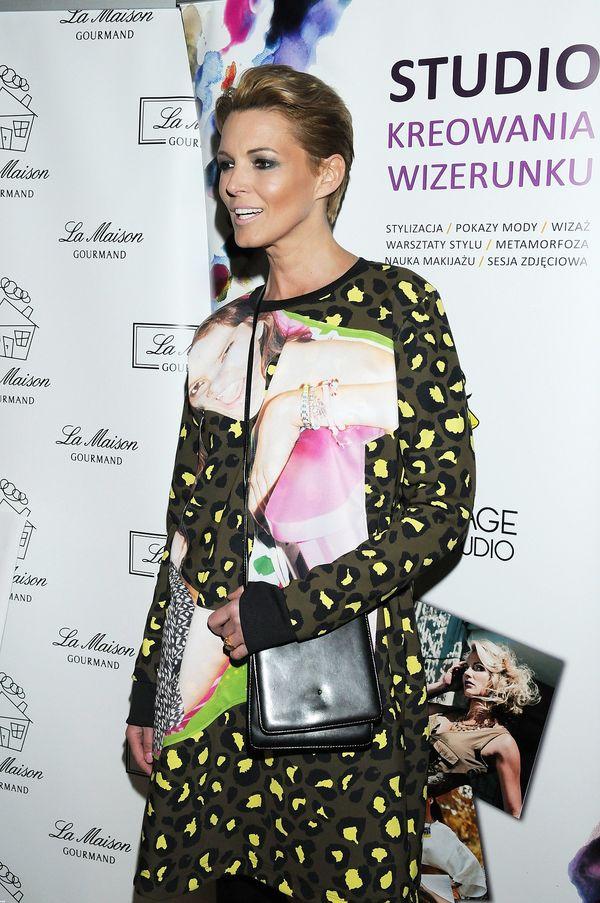 Iwona Felicjańska popadła w samouwielbienie? (FOTO)