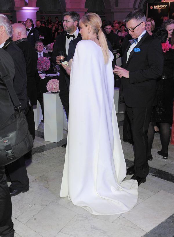 Agnieszka Jastrzębska - dwie imprezy, jedna sukienka (FOTO)
