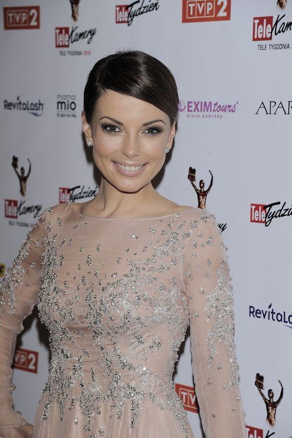 Katarzyna Glinka w kreacji godnej Hollywood (FOTO)