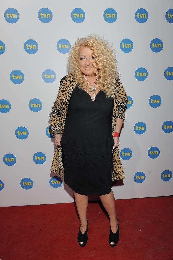 Magda Gessler stwierdziła, że waży... 64 kilo! (FOTO)