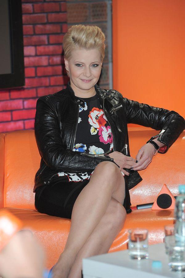 Małgorzata Kożuchowska 4 miesiące po porodzie (FOTO)