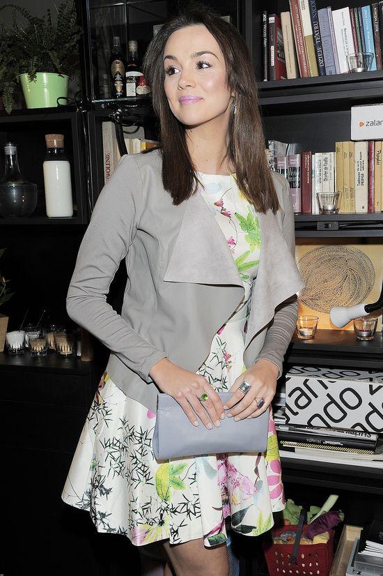 Paulina Krupińska w sukience z Zalnado (FOTO)