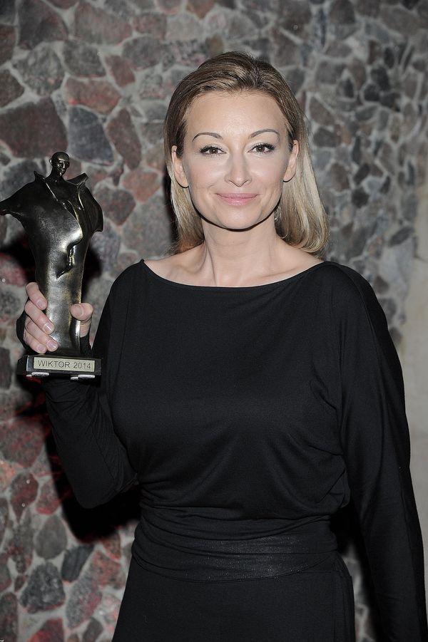 Martyna Wojciechowska zachwyciła wszystkich na Wiktorach