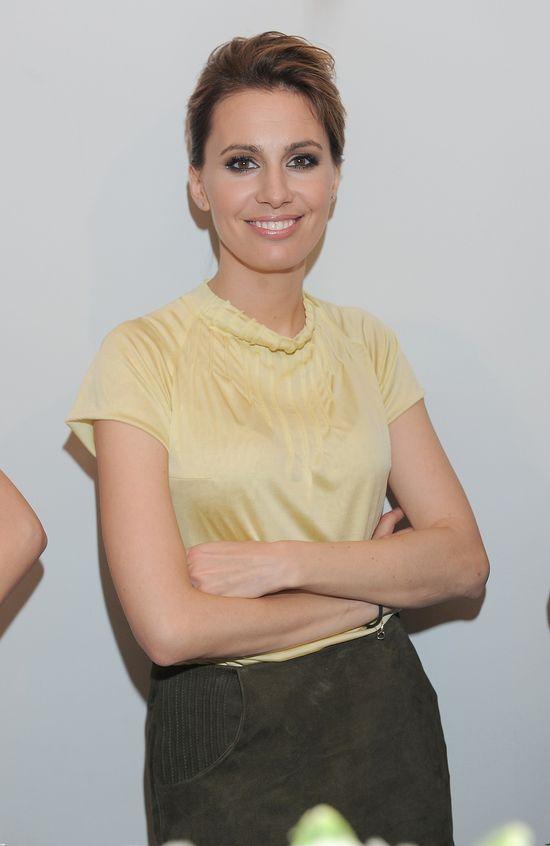 Agnieszka Popielewicz przyciemniła włosy (FOTO)