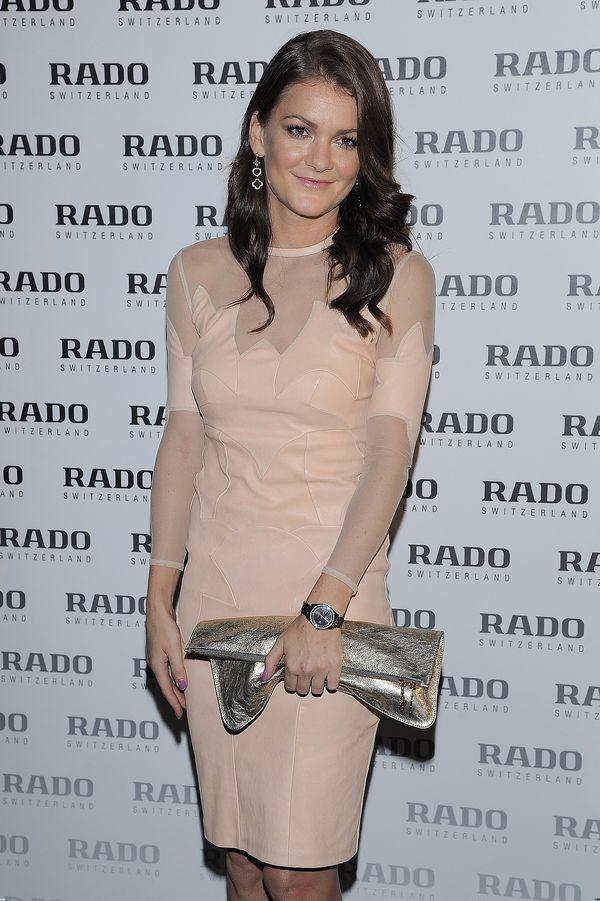 Agnieszka Radwańska zamieniła sportowe buty na...