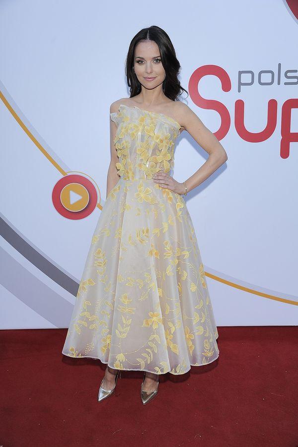 Paulina Sykut na festiwalu w Sopocie przebierała się 3 razy