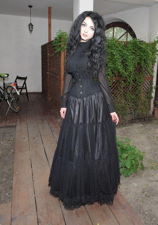 Cleo, Ciupa i Mamiko w czarnych sukienkach (FOTO)