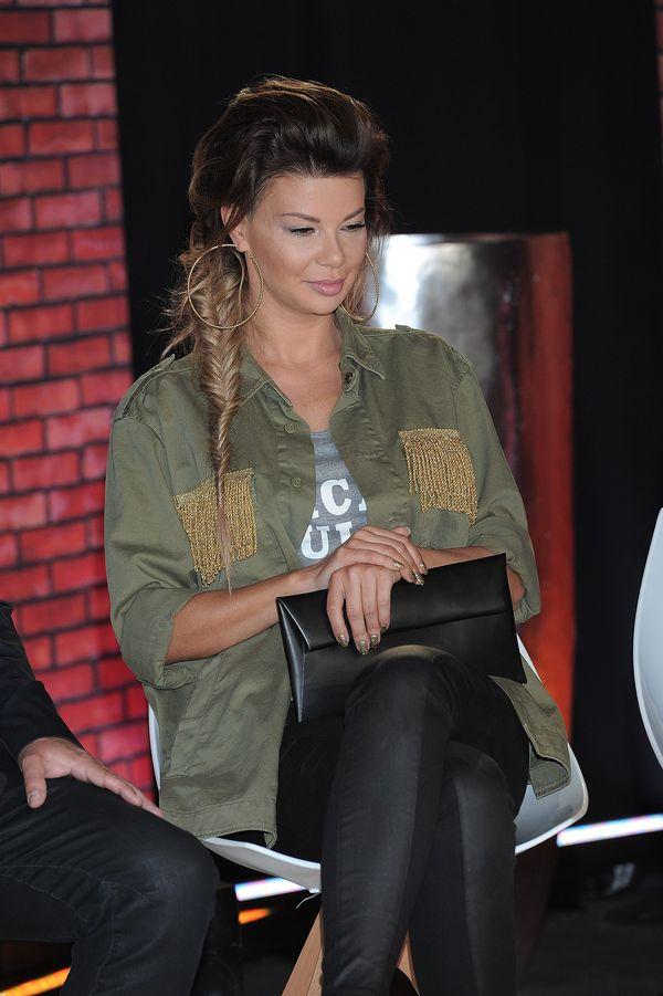 Diva w luźnym wydaniu, czyli stylizacja Edyty Górniak (FOTO)
