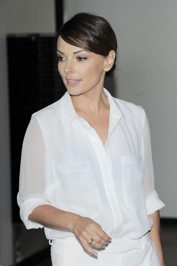 Katarzyna Glinka... zrobiła się na biało (FOTO)