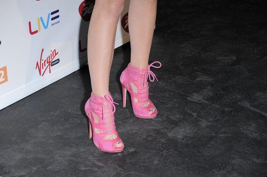 Ewelina Lisowska zaszalała z butami (FOTO)
