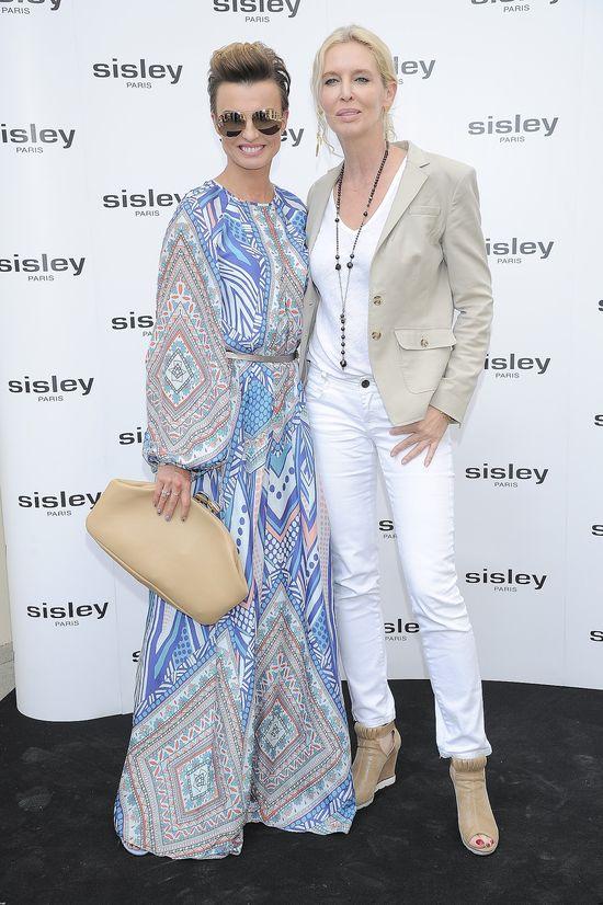 Stylizacje gwiazd na imprezie marki Sisley (FOTO)