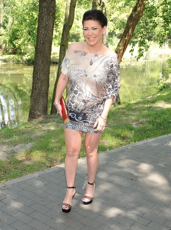 Która polska gwiazdka zaprezentowała ogromny ciążowy brzuch?