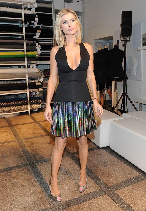 Joanna Krupa na dwóch imprezach jednego dnia (FOTO)