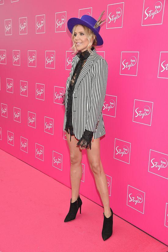 Maja Sablewska ma najdłuższe nogi w polskim show-bizie?