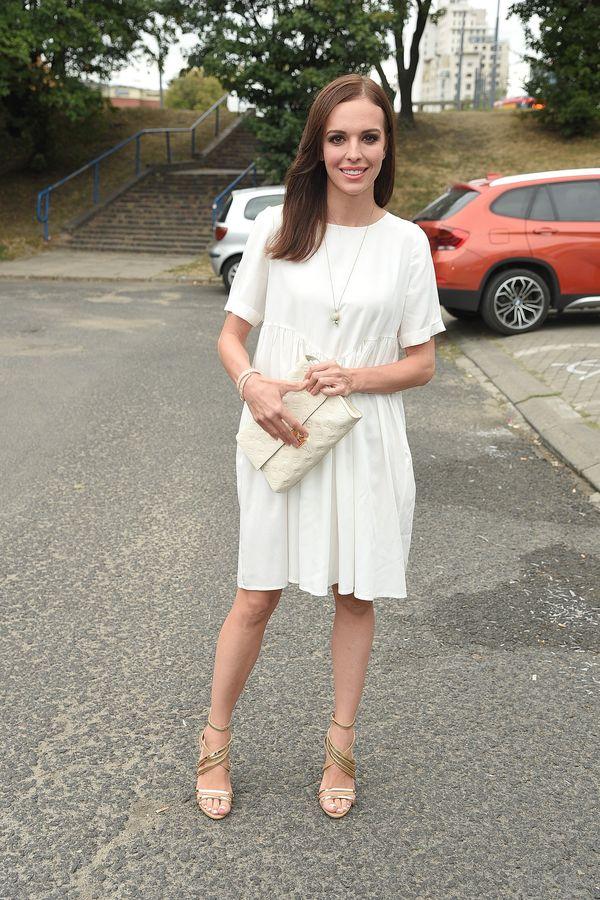 Anna Wendzikowska, Maja Hyży i oversize'owe sukienki (FOTO)