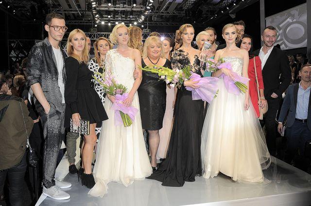 Adrianna Sieklińska - zwyciężczyni The Look Of The Year