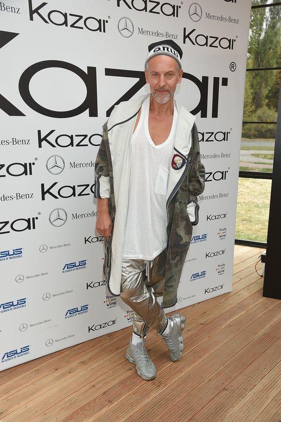 Modne stylizacje na imprezie Kazar (FOTO)