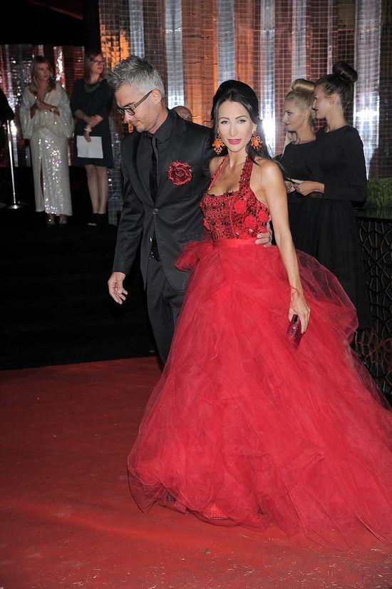 Wielkie suknie Sokołowskiej i Steczkowskiej (FOTO)