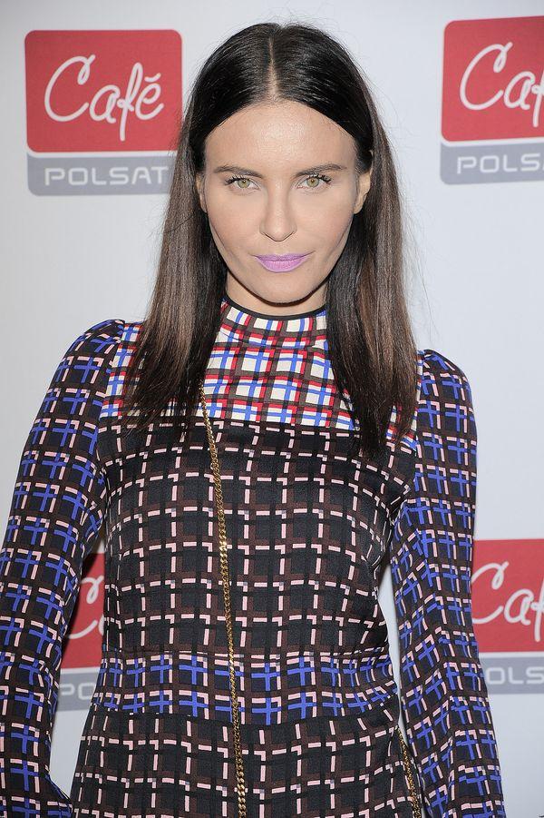 Joanna Horodyńska zaszalała z dodatkami... (FOTO)